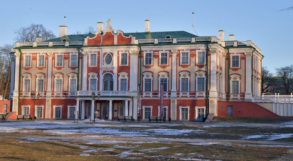 Kadriorg - pałac
