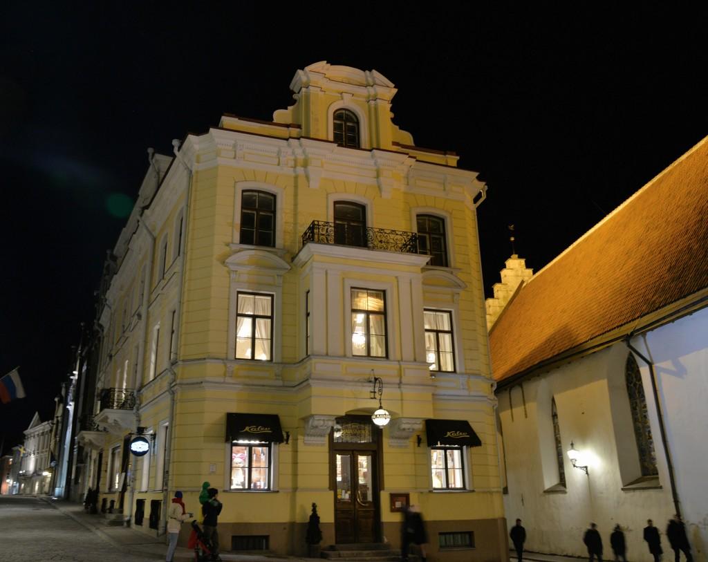 Maiasmokk, Tallinn