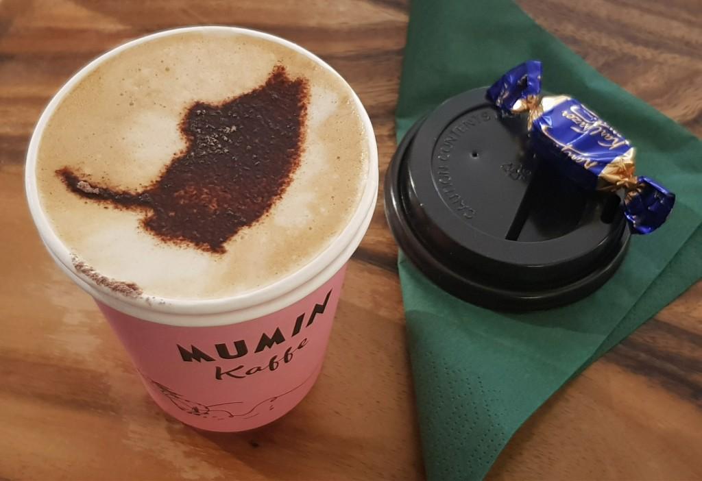 Moomin Kaffe, Helsinki