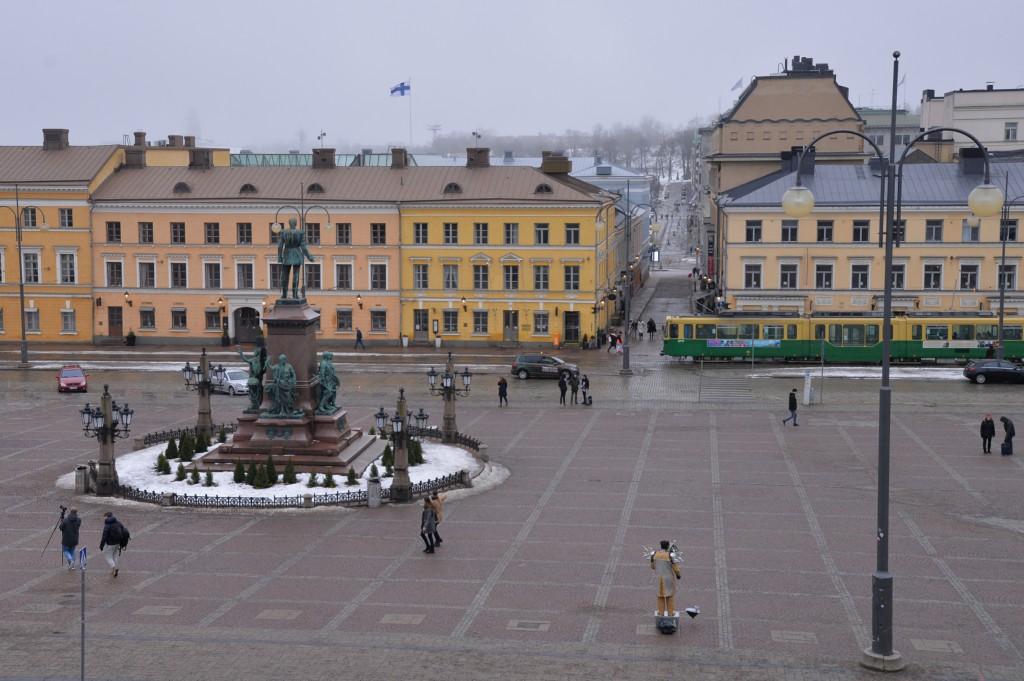 Plac Senacki, Helsinki