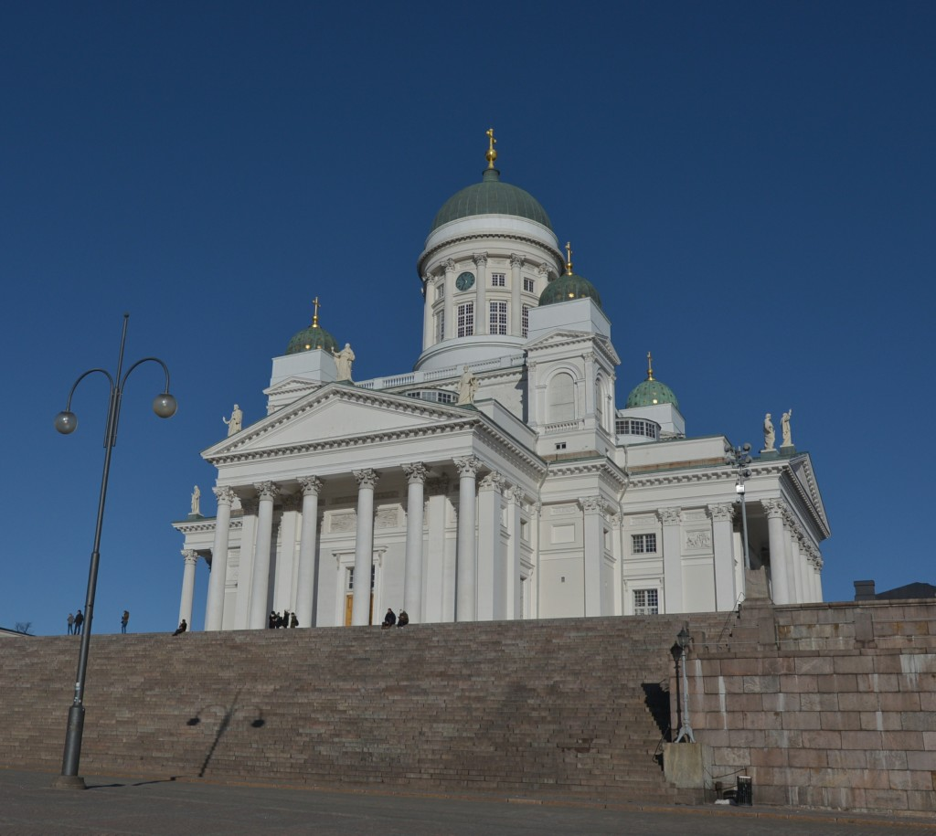 Sobór w Helsinkach
