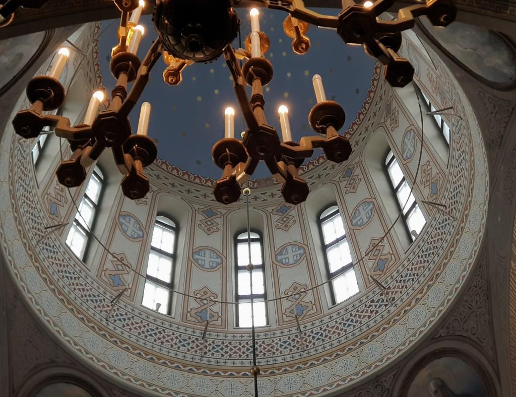 Wnętrze Soboru Uspienskiego, Helsinki