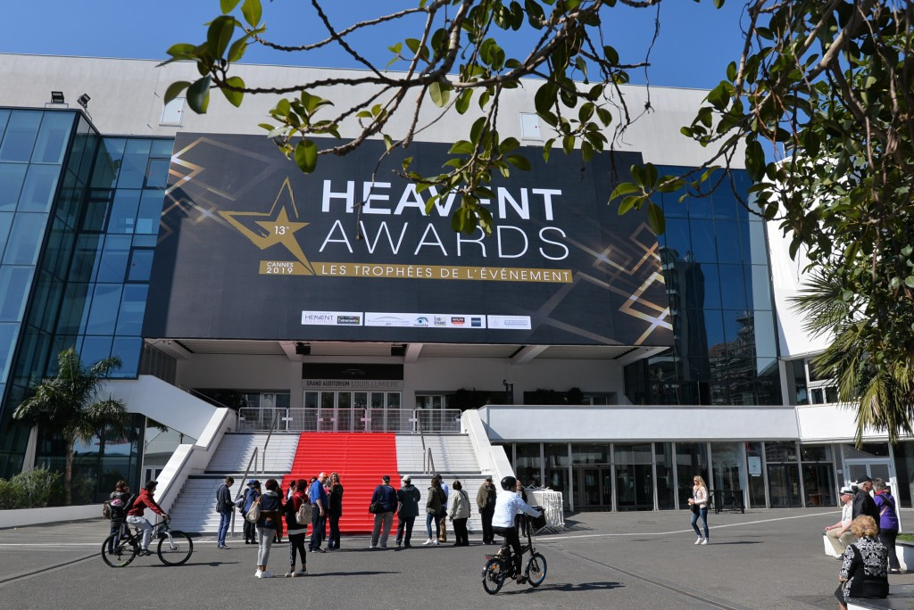 #Cannes - Pałac festiwalowy