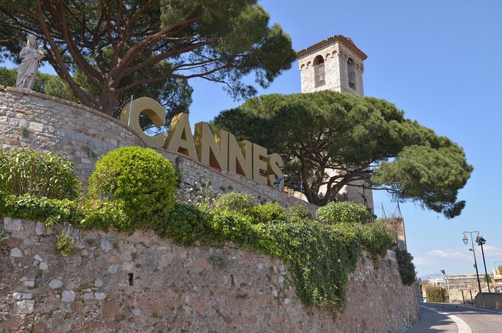 #Cannes na wzgórzu