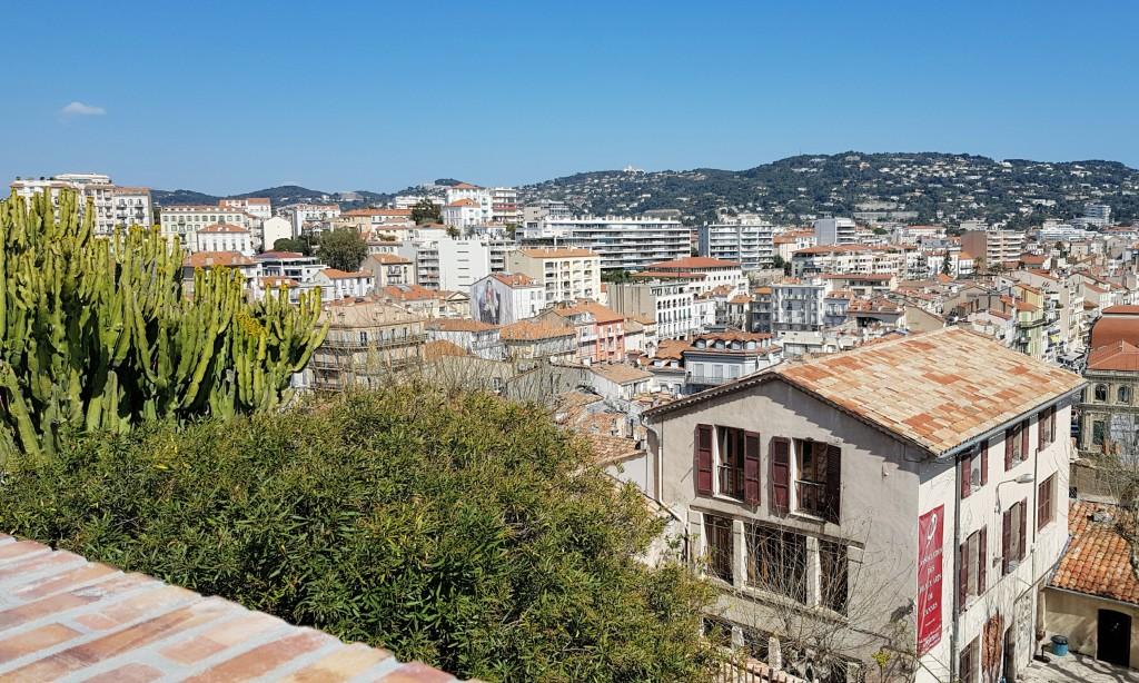#Cannes - panorama miasta