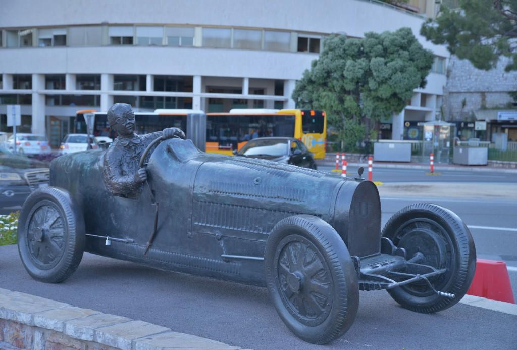 Formula 1, Monako