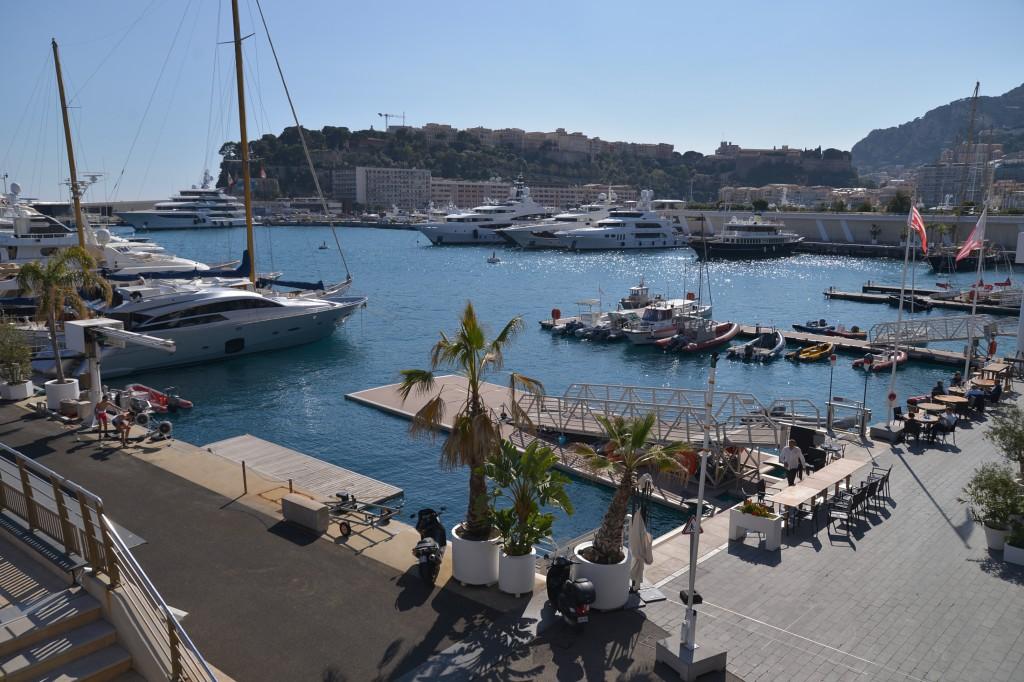 #Monako - Port Herkkules