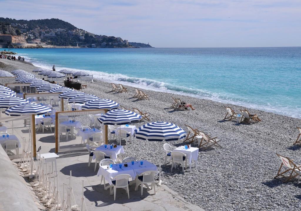 Południe Francji - Nicea