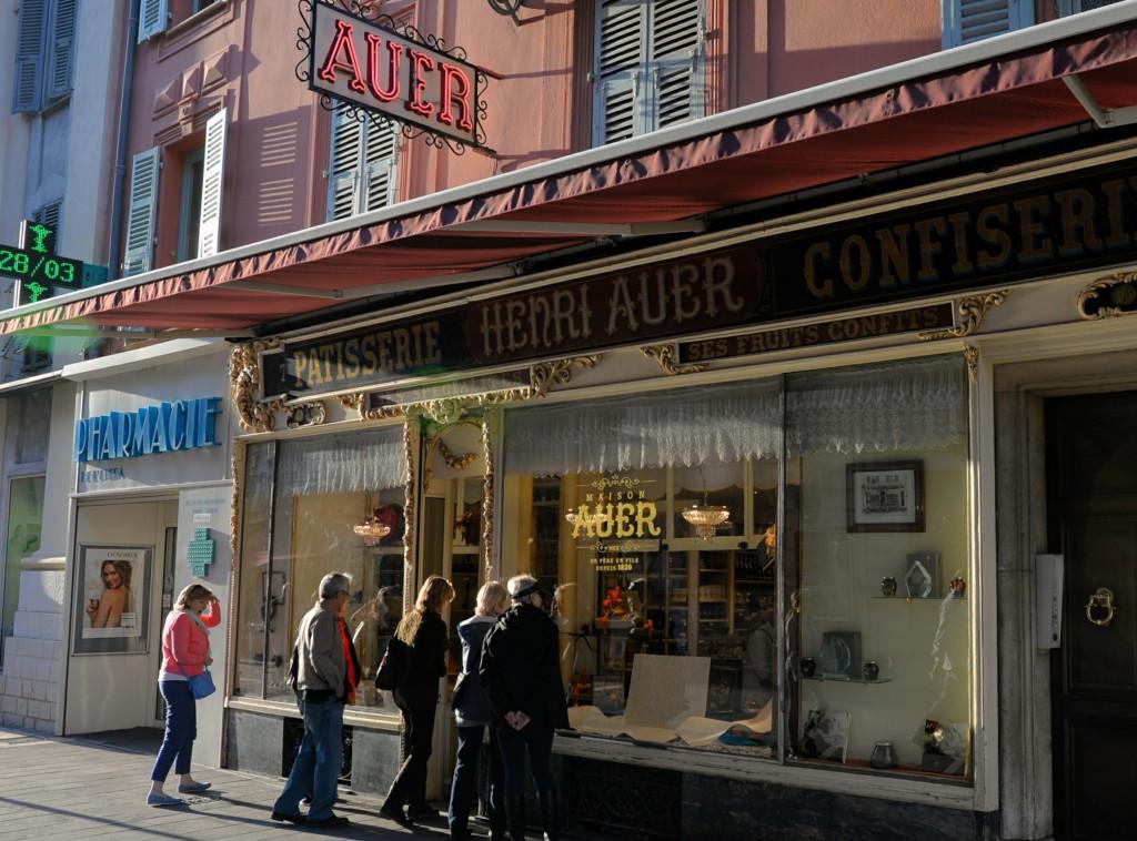 #Nicea - Henri Auer patisserie