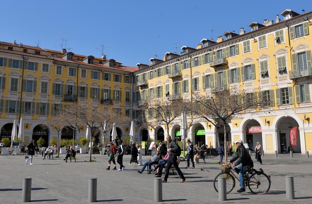 Nicea - Plac Garibaldi