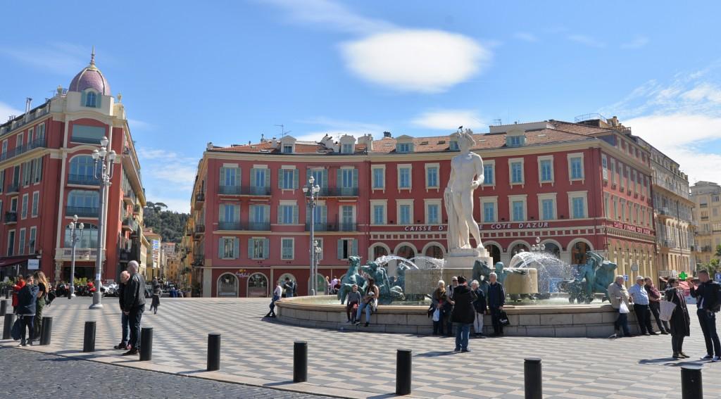 #Nicea - Plac Massena