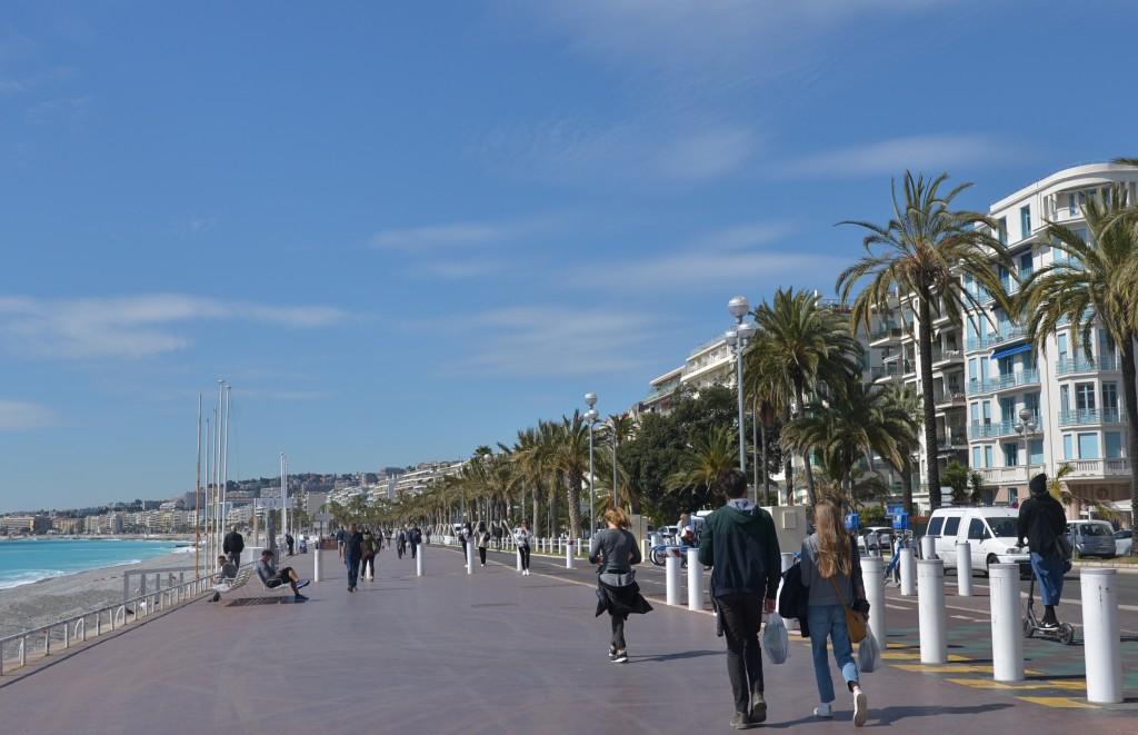 #Nicea - Promenada Anglków