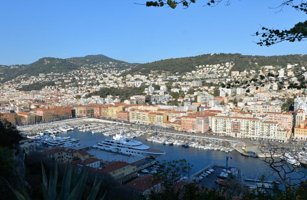 #Nicea -panorama portu