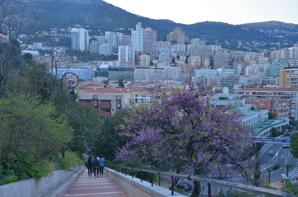 Panorama Monako