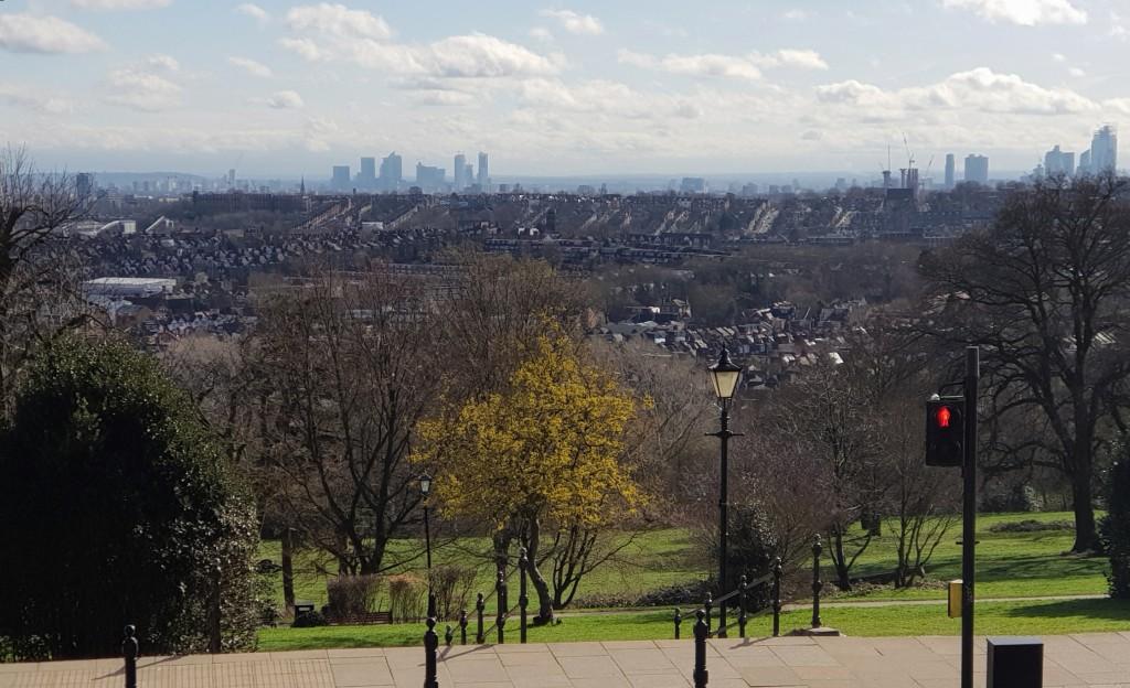 Wiosna w Londynie 1