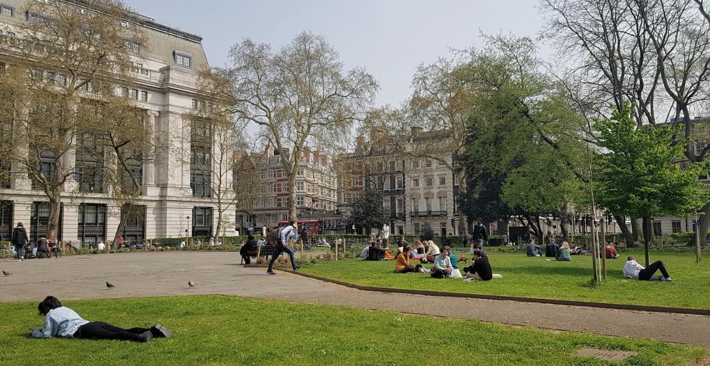 Bloomsbury, Londyn