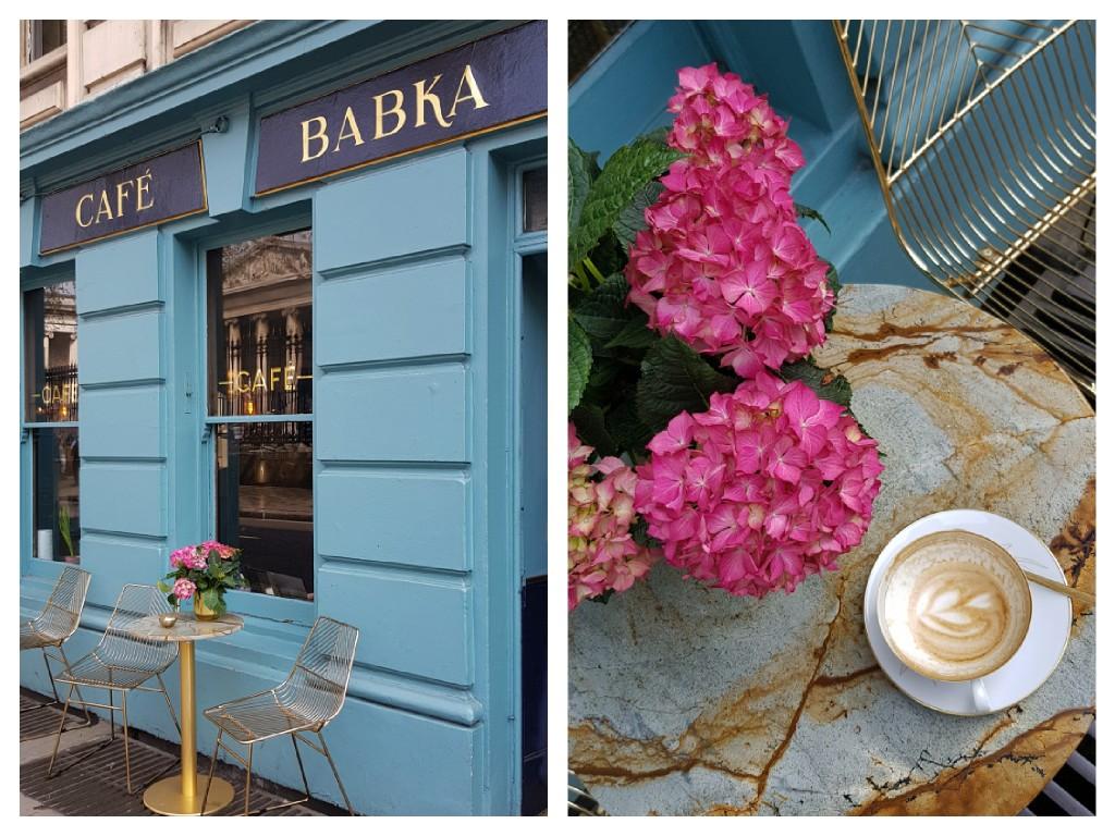 Cafe Babka-Londyn