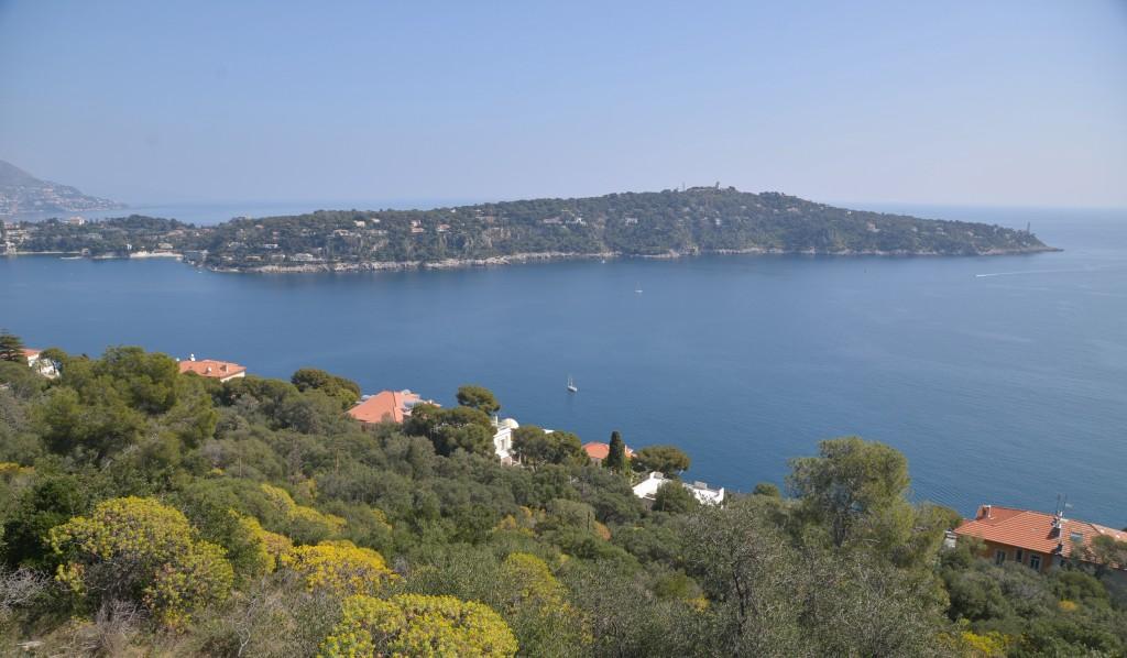 Panorama z Mont Baron