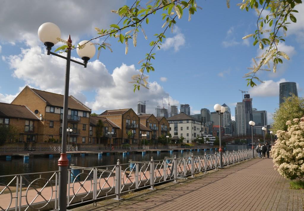 Canary Wharf, Londyn
