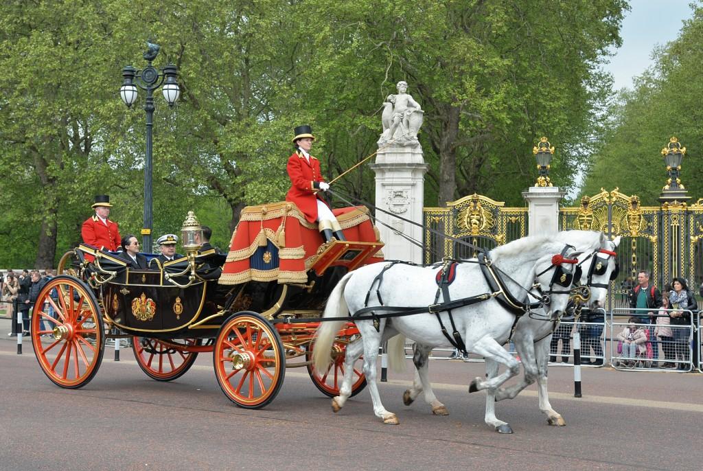 Londyn - wizyta