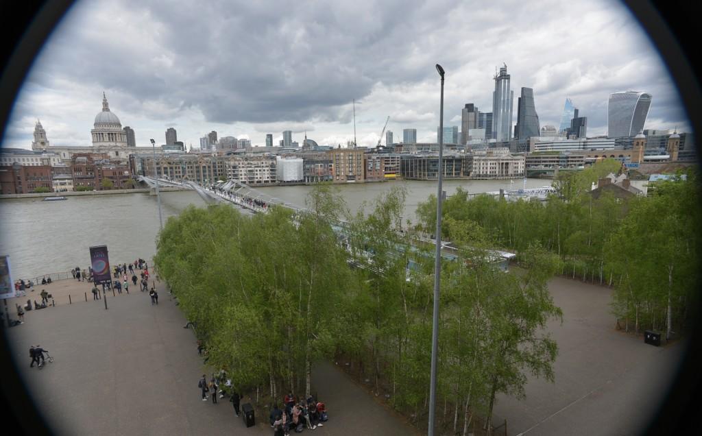 Londyn z Tate Modern