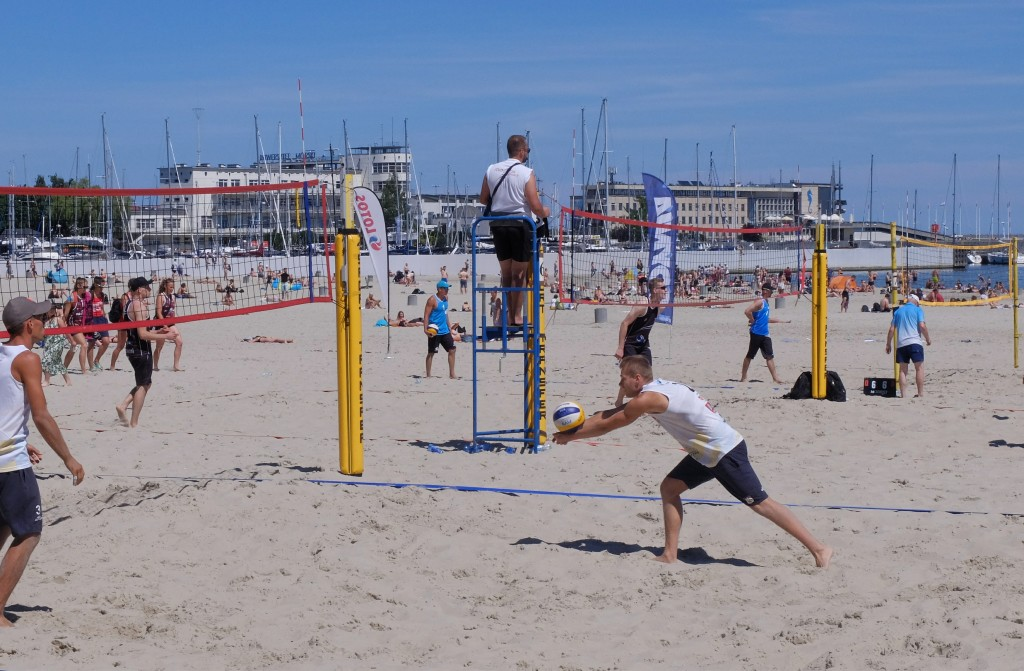 Plaża śródmiejska, Gdynia