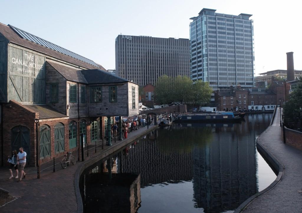 Canal Walk, Birmingham
