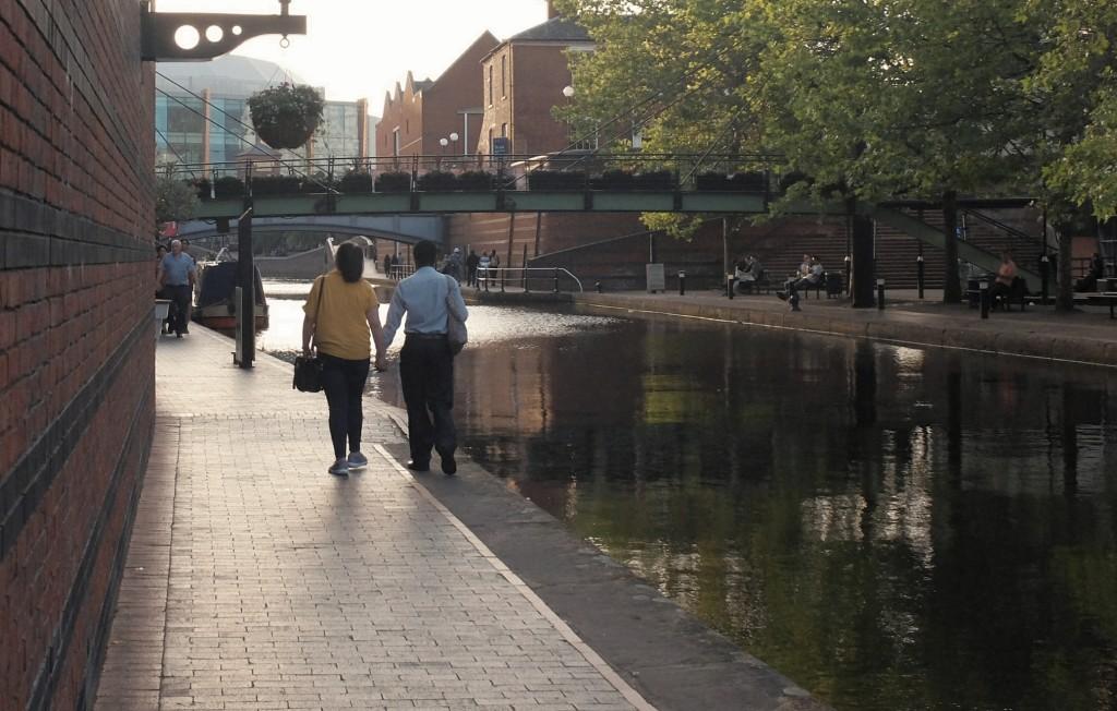 Gas Street, Birmingham