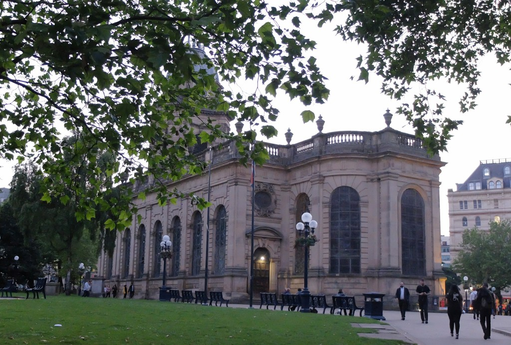 Katedra w Birmingham
