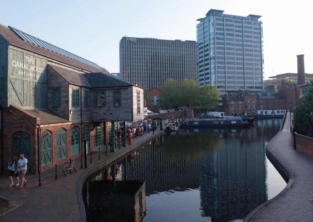 The Canal House, Birmingham