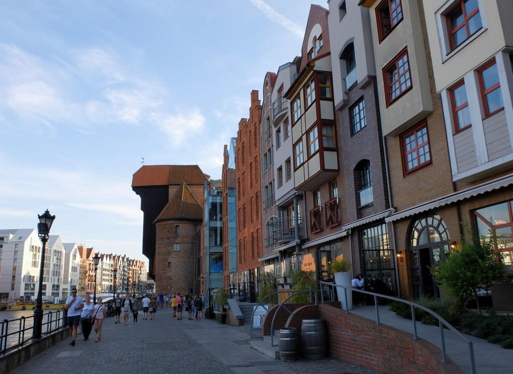 Nad Motławą, Gdańsk