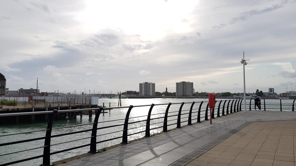 Portsmouth - morze