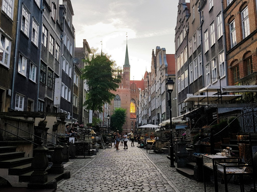 Gdańsk - Mariacka