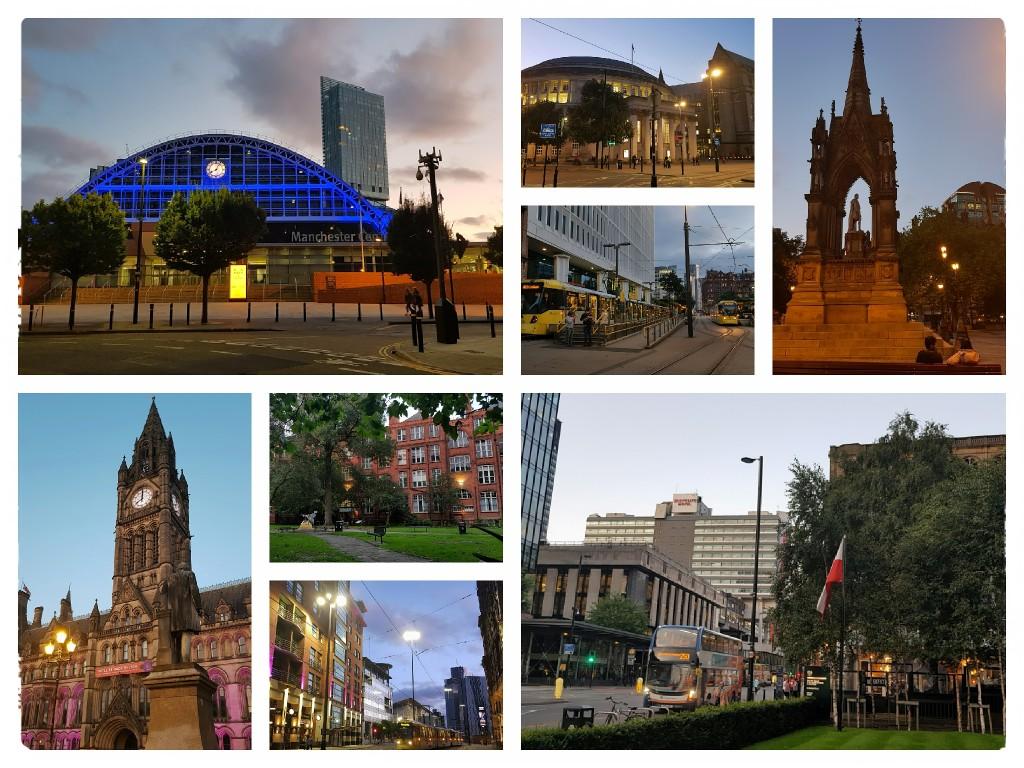 Pocztówka z Manchesteru