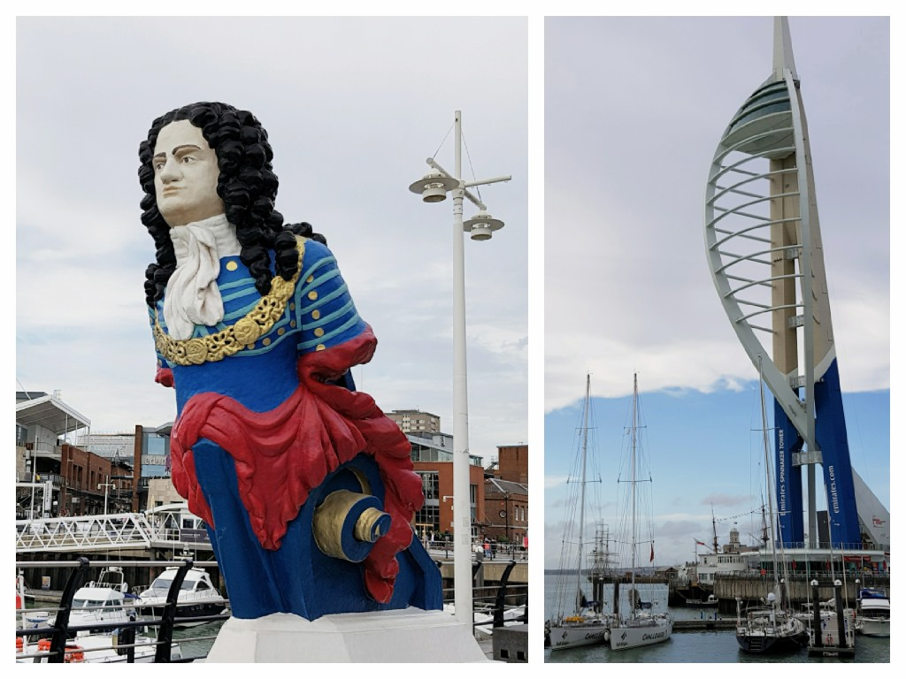 Portsmouth - Spinnaker Tower