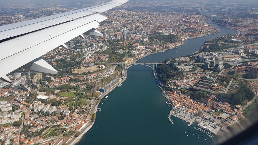 Z wizytą w Portugalii, cz. 1 - PORTO