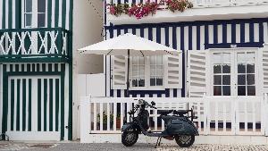 Costa Nova, Portugalia