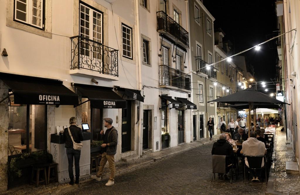 Alto, Lizbona