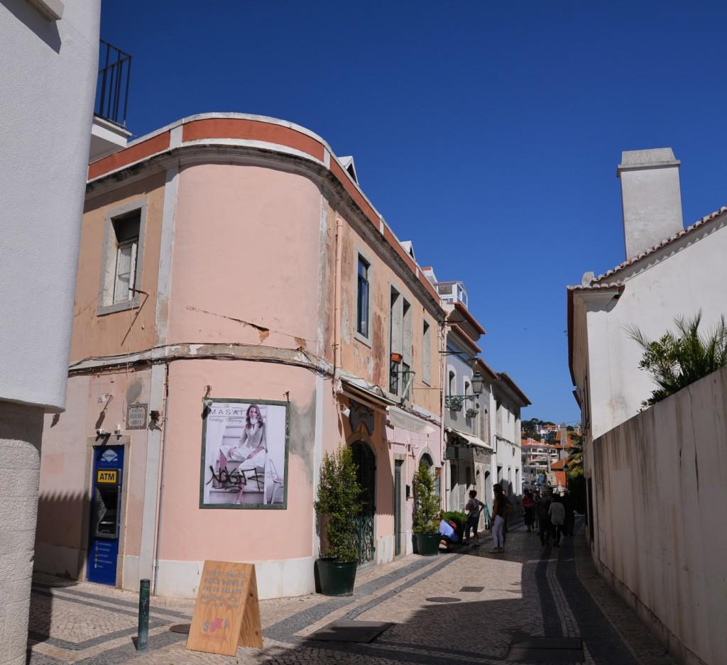 Cascais - zakątki miasteczka