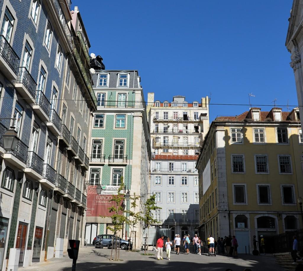 Chiado, Lizbona