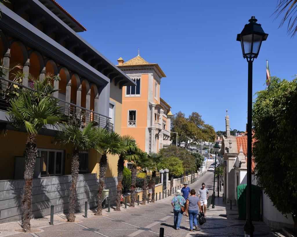 Estoril - miasteczko