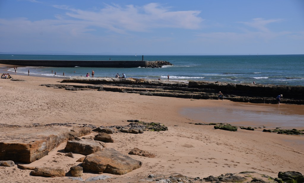 Estoril - nabrzeże i plaża