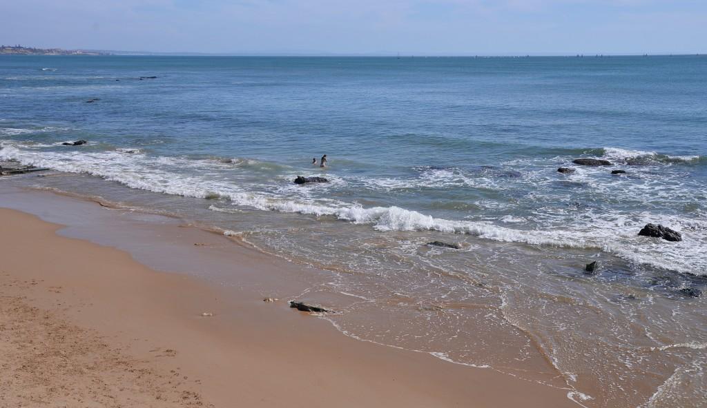 Estoril - plaża