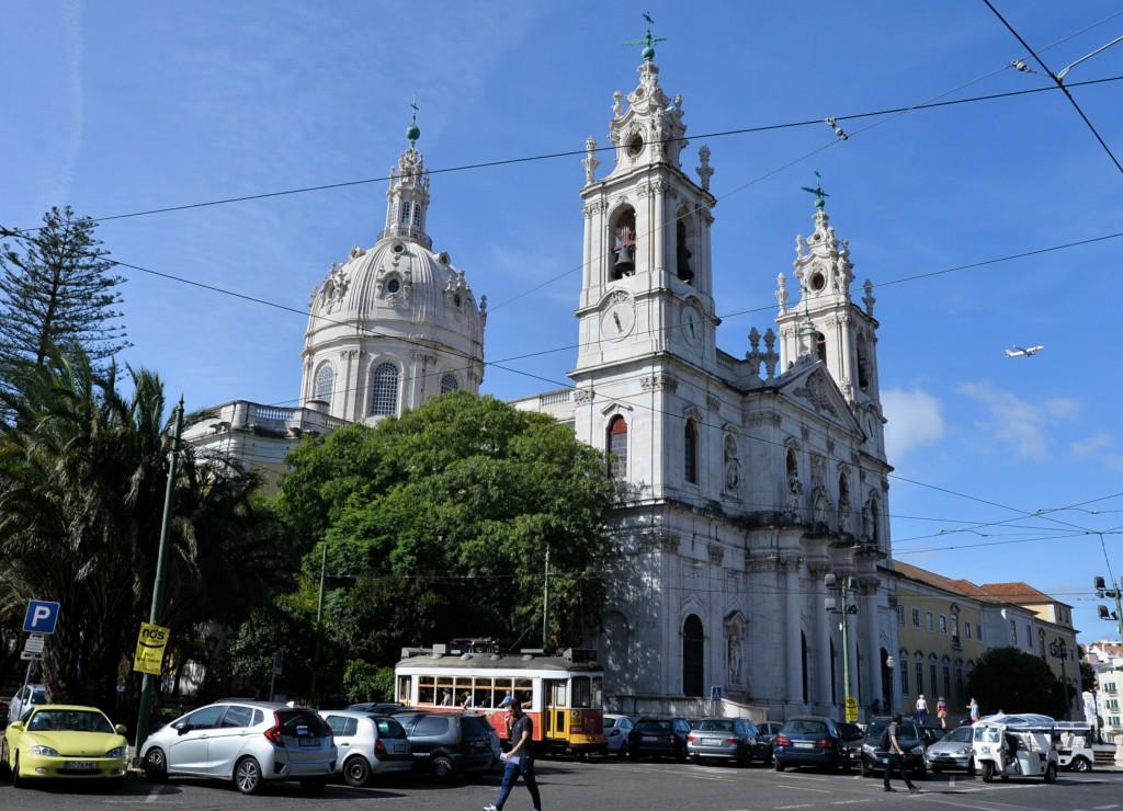 Estrela, Lizbona