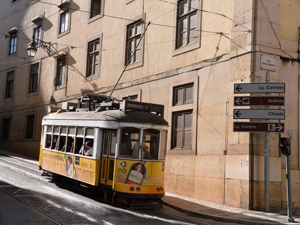 Z wizytą w Portugalii, cz. 6 - LIZBONA, odsłona trzecia, ostatnia.