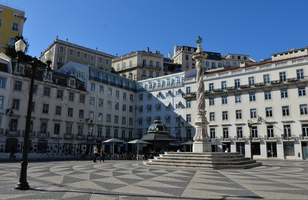 Lizbona, do Chiado