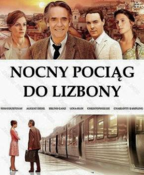 Nocny pociąg do Lizbony - film