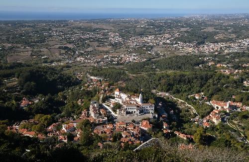 Z wizytą w Portugalii, cz. 8 - SINTRA