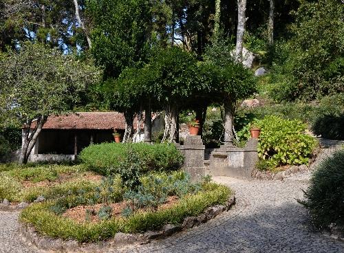 9. Sintra - park