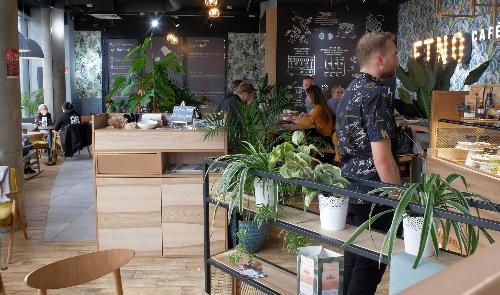Etno Cafe, Łódź